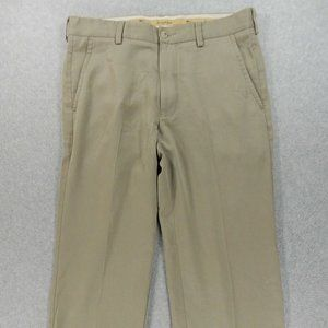 Tommy Bahama Flat Front Summer Weight Pants